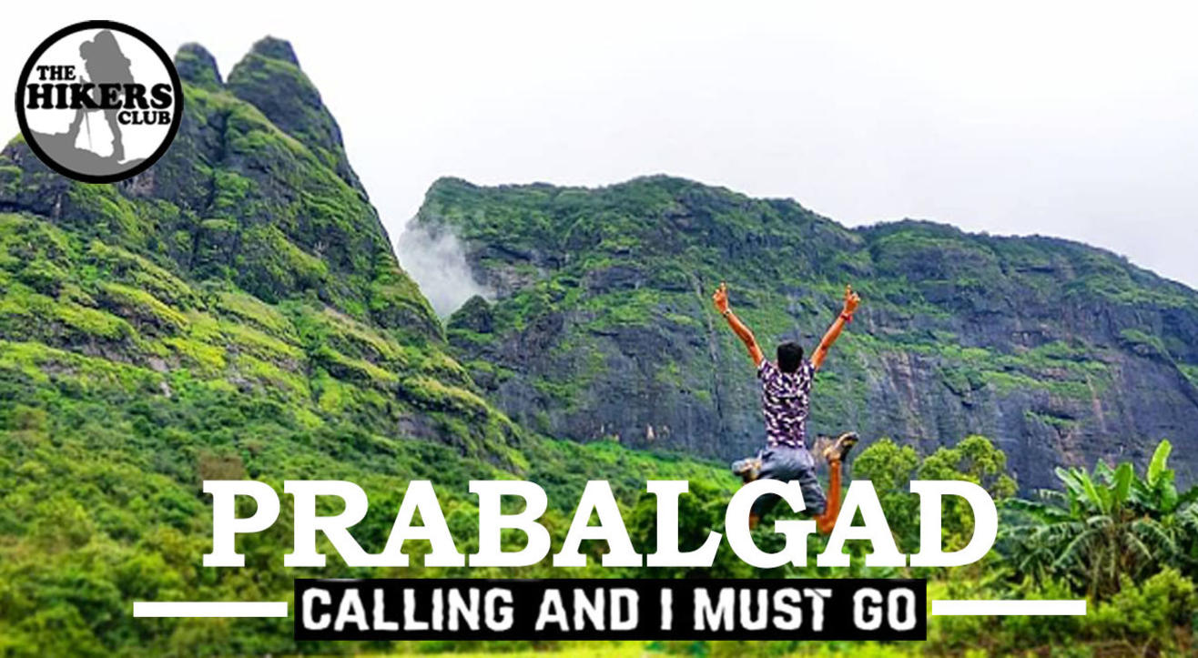 Monsoon Trek to Prabalgad