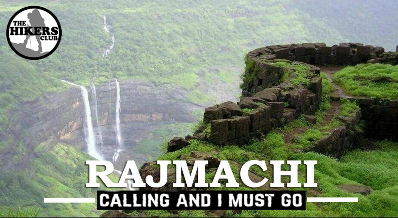 Monsoon Trek to Rajmachi