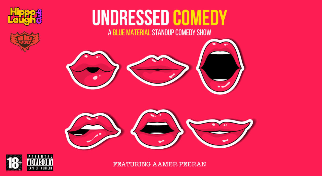 The Undressed Comedy Show