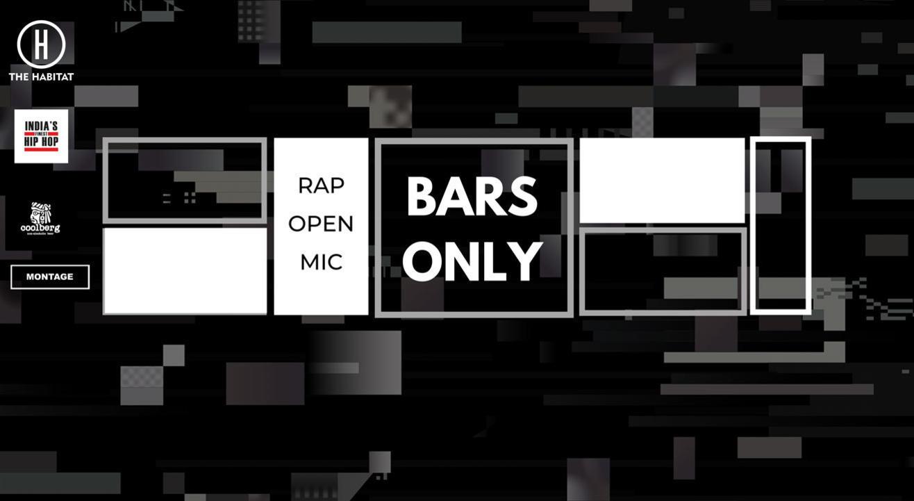 Bars Only - Rap Open Mic
