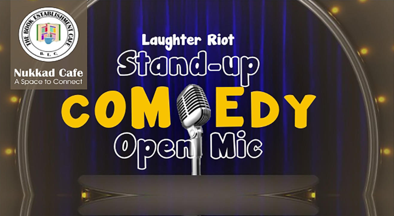 Stand-Up Comedy – S. B. Road