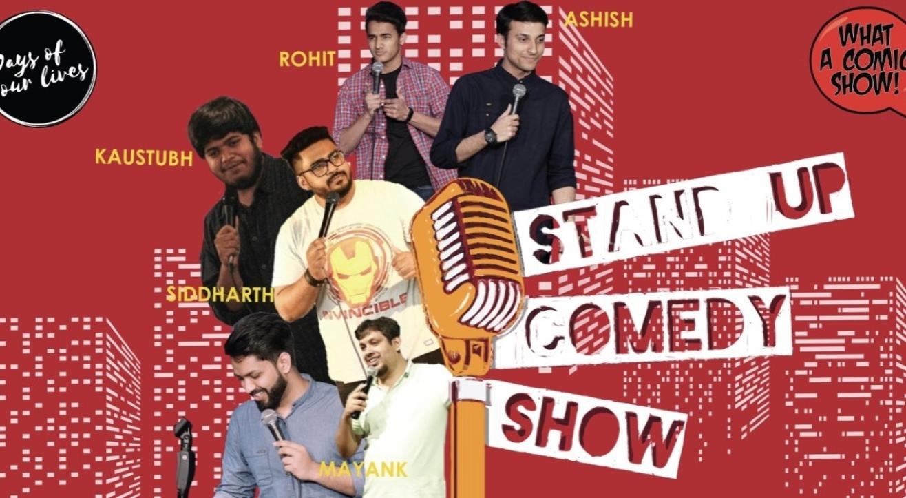 What A Stand Up Show !