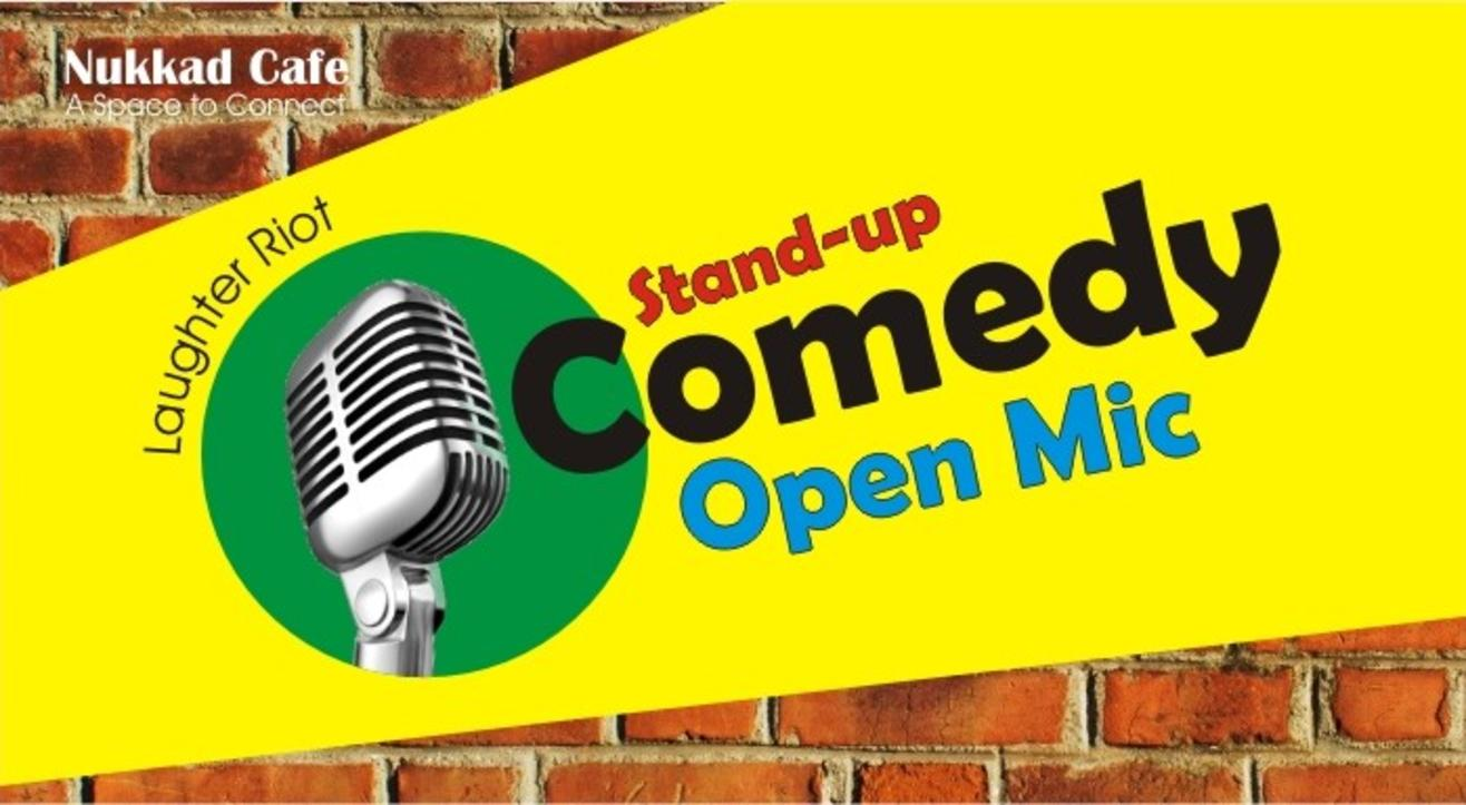 Stand-Up Comedy at Nukkad Cafe