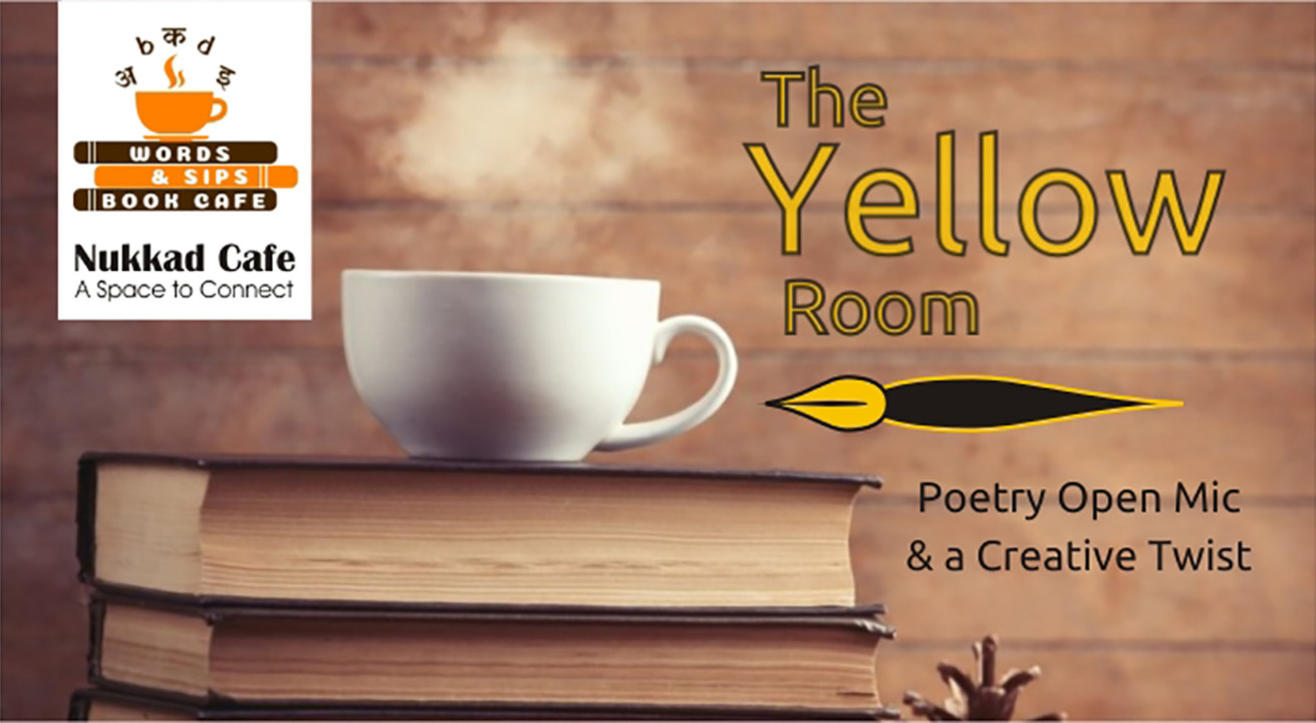 The Yellow Room – Poetry Open Mic – F. C. Road