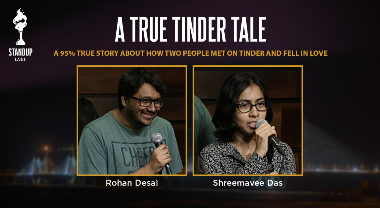 A True Tinder Tale