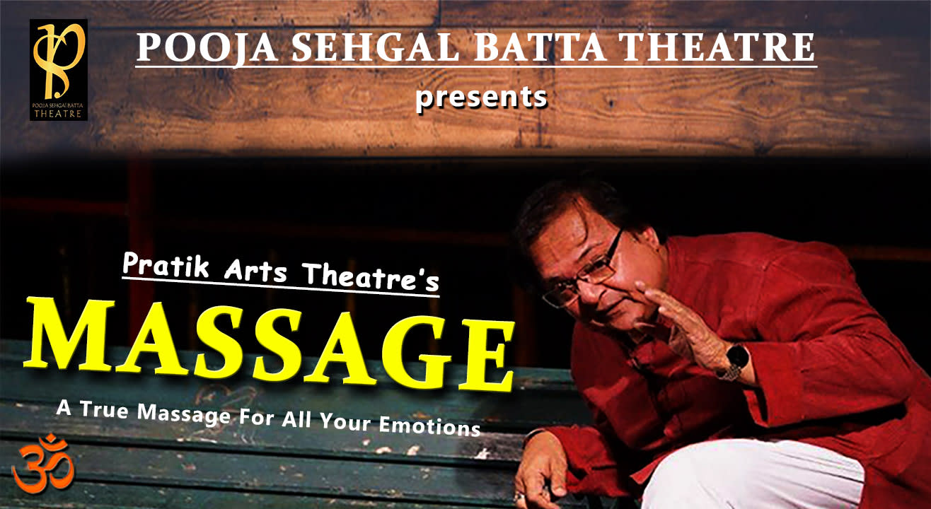 Comedy Play Massage By Rakesh Bedi