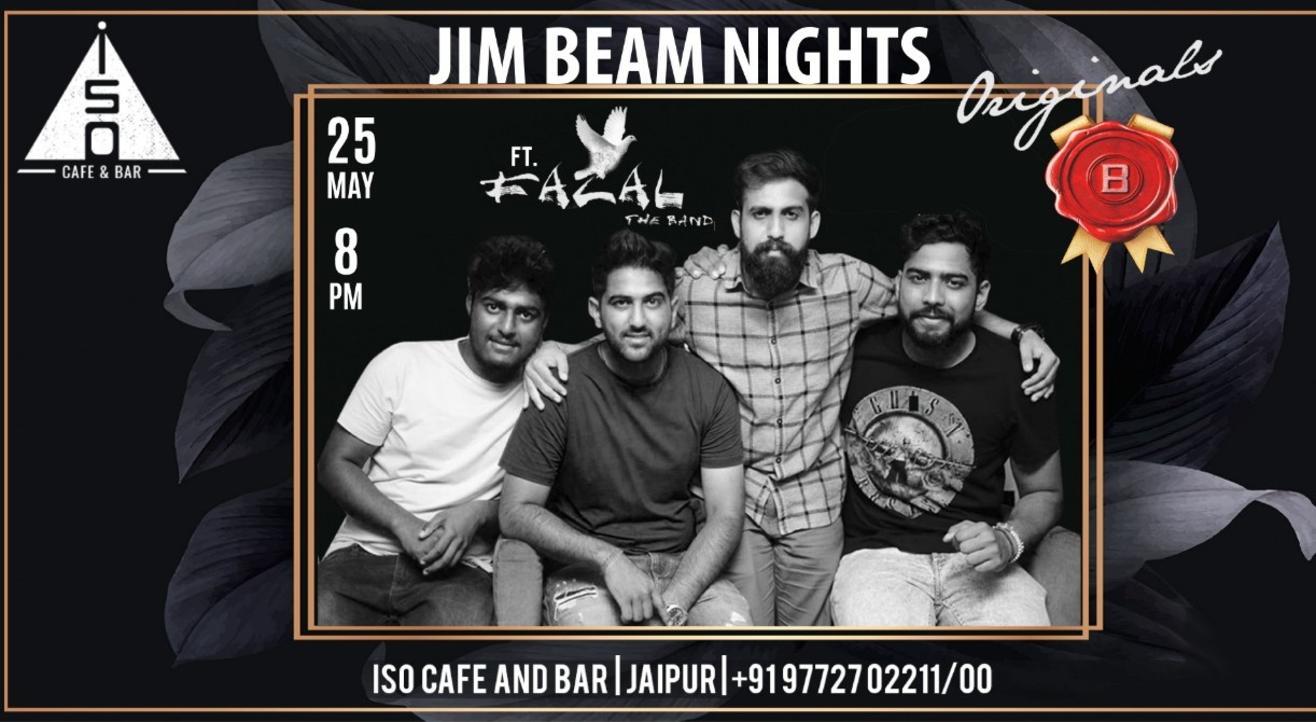Jim Beam Originals Ft. Fazal Band