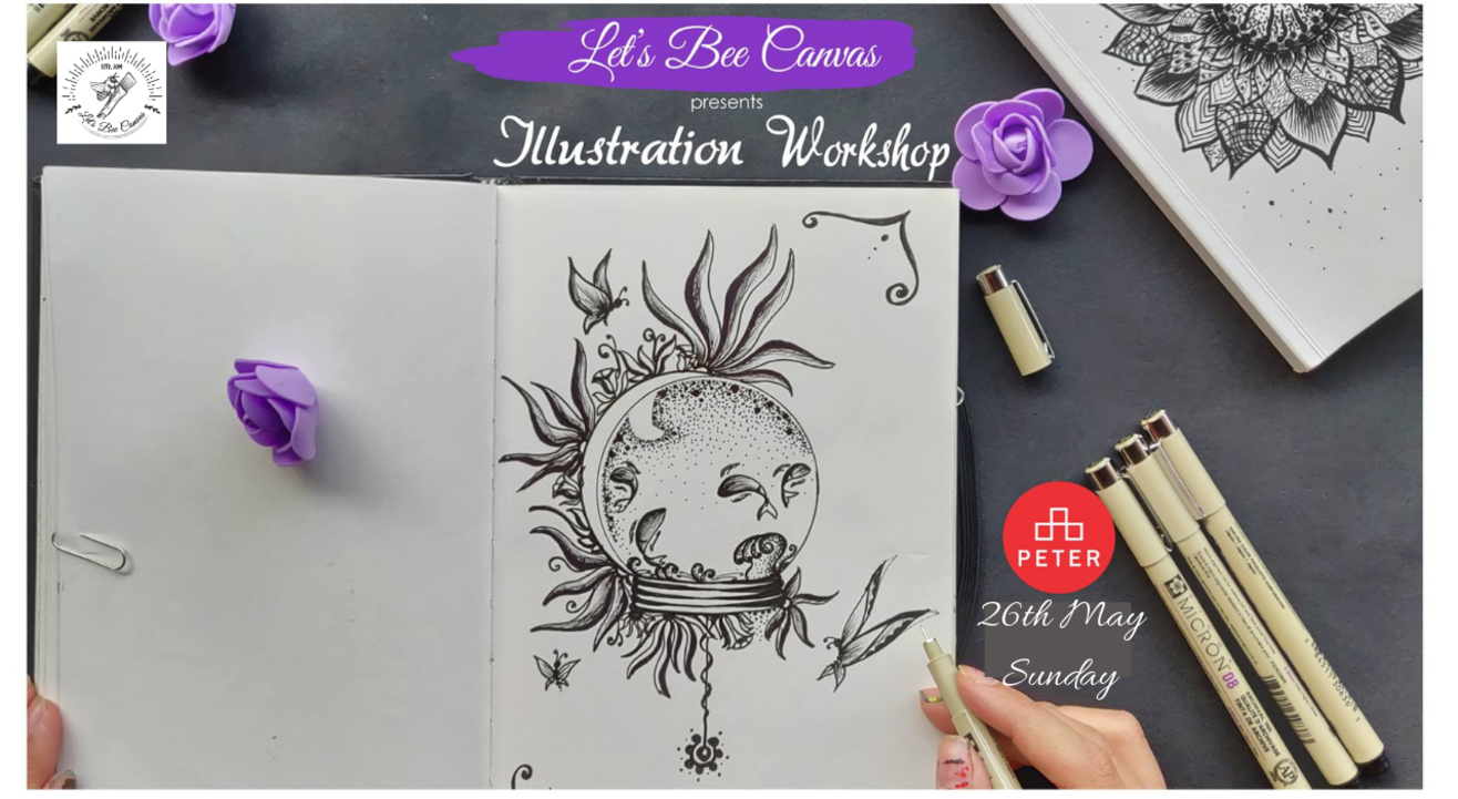"Illustration ""Pen & Creativity"" Workshop"
