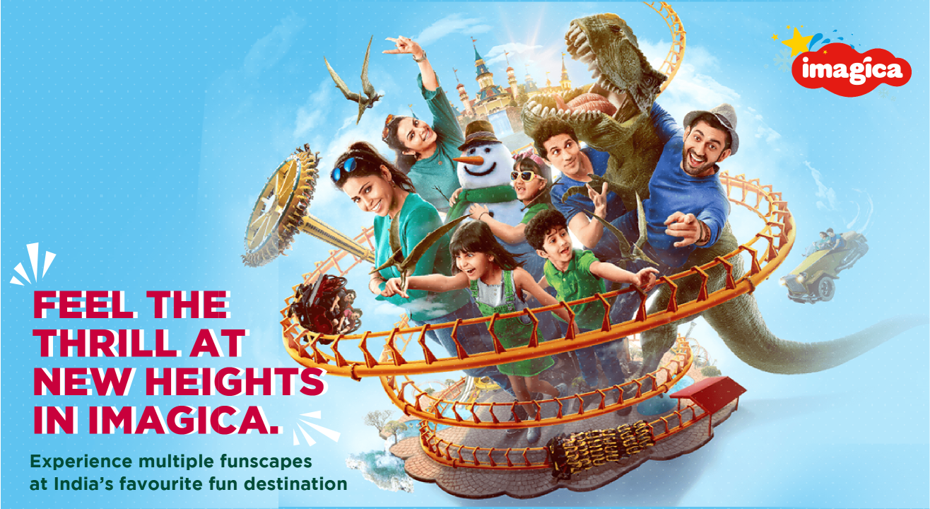 Imagica - India's favourite fun destination!
