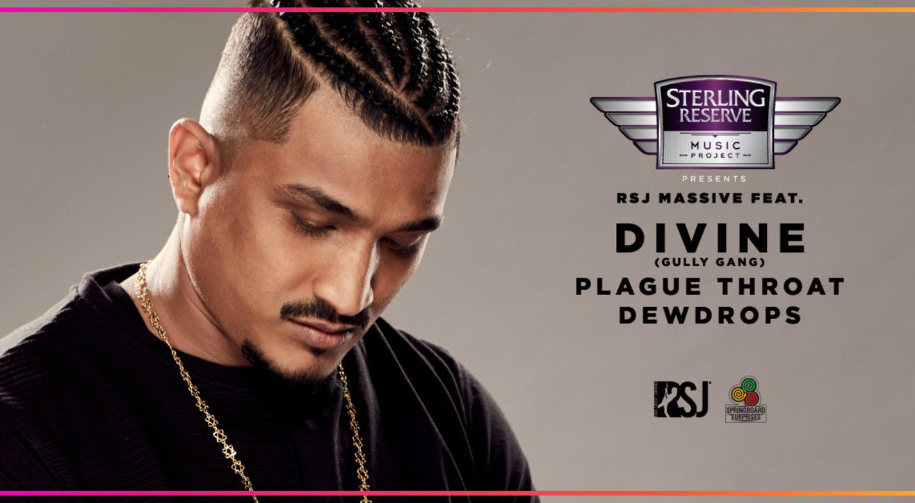 Sterling Reserve Music Project presents RSJ MASSIVE