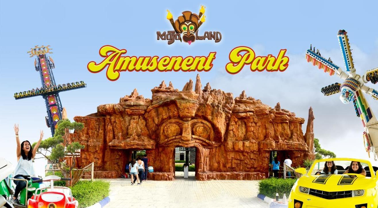 MojoLand | Amusement Park