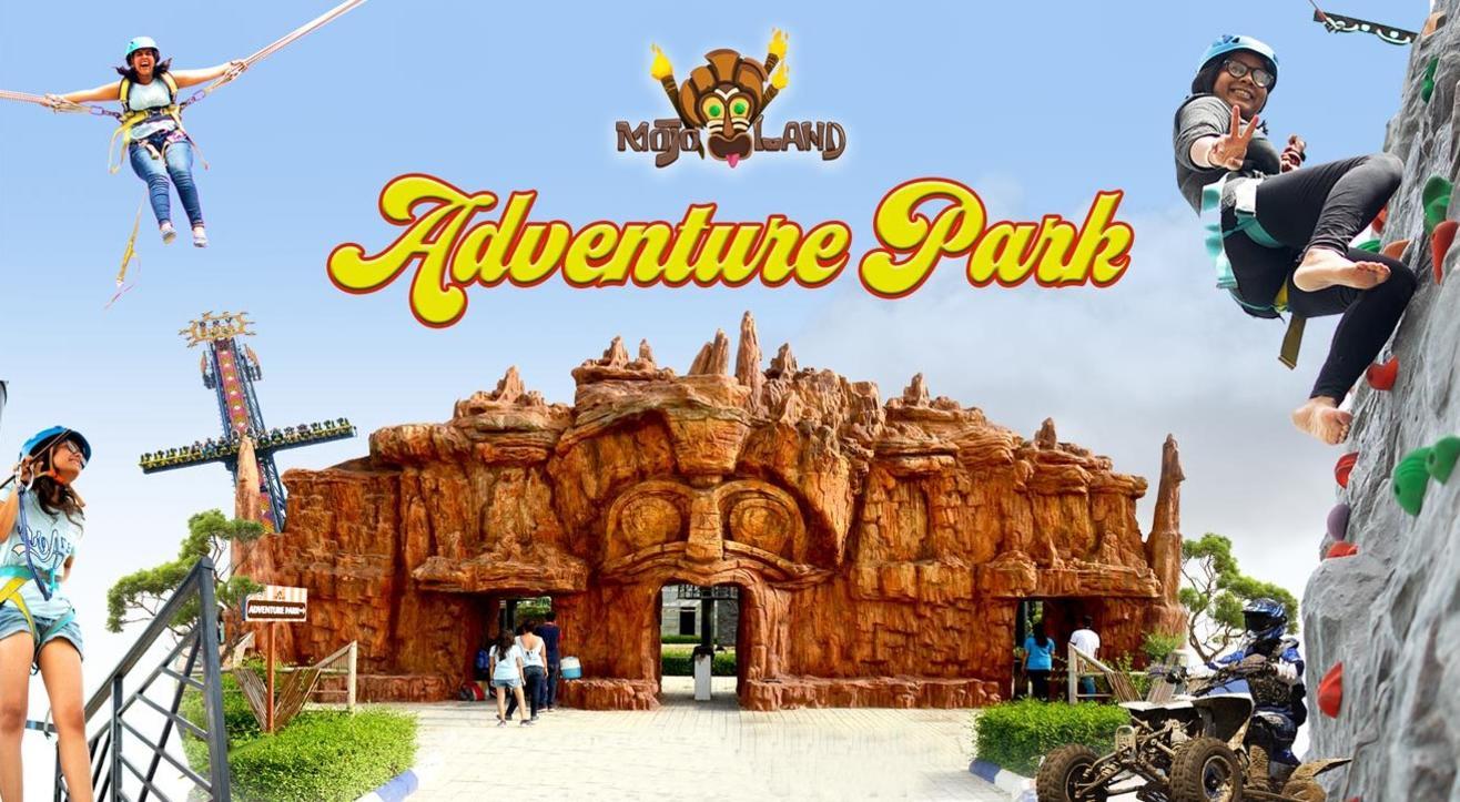 MojoLand | Adventure Park