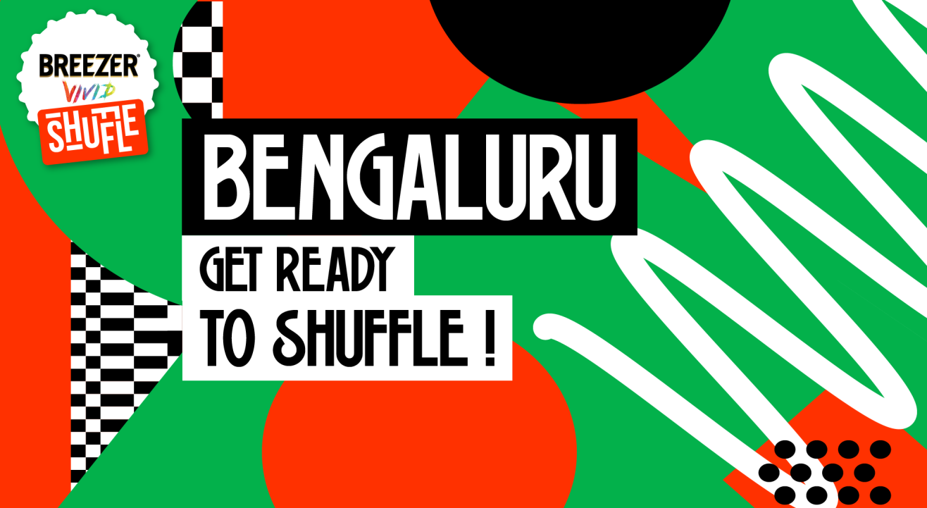 Breezer Vivid Shuffle - Bangalore Battle Edition!