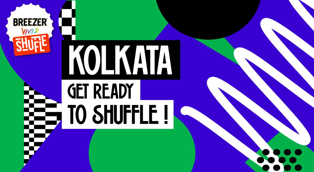 Breezer Vivid Shuffle - Kolkata Battle Edition!