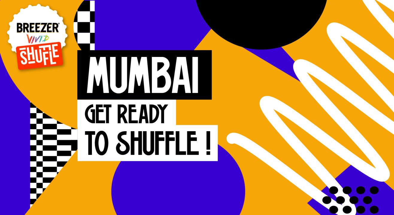 Breezer Vivid Shuffle - Mumbai Battle Edition!