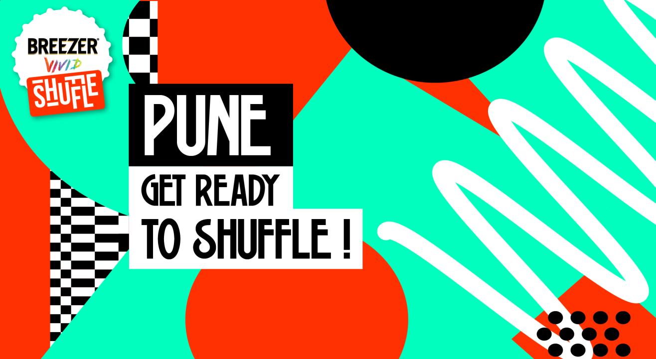 Breezer Vivid Shuffle - The Pune Cypher Edition!