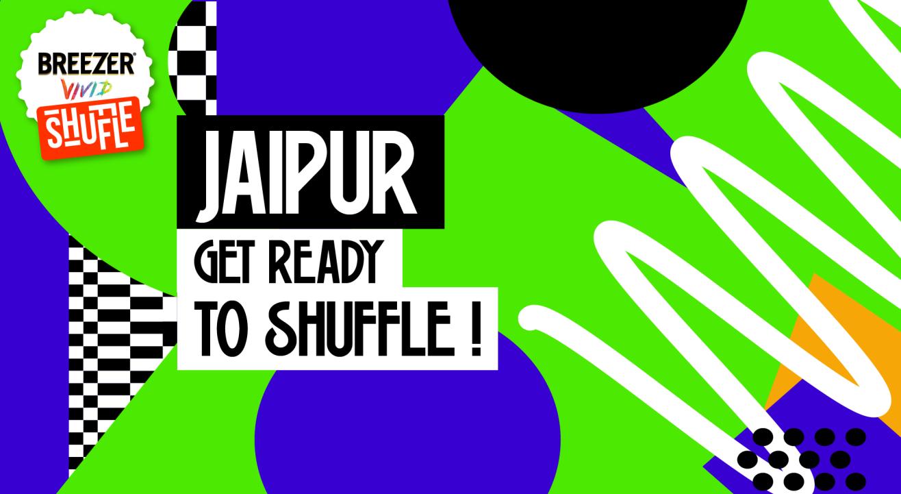 Breezer Vivid Shuffle - The Jaipur Cypher Edition!