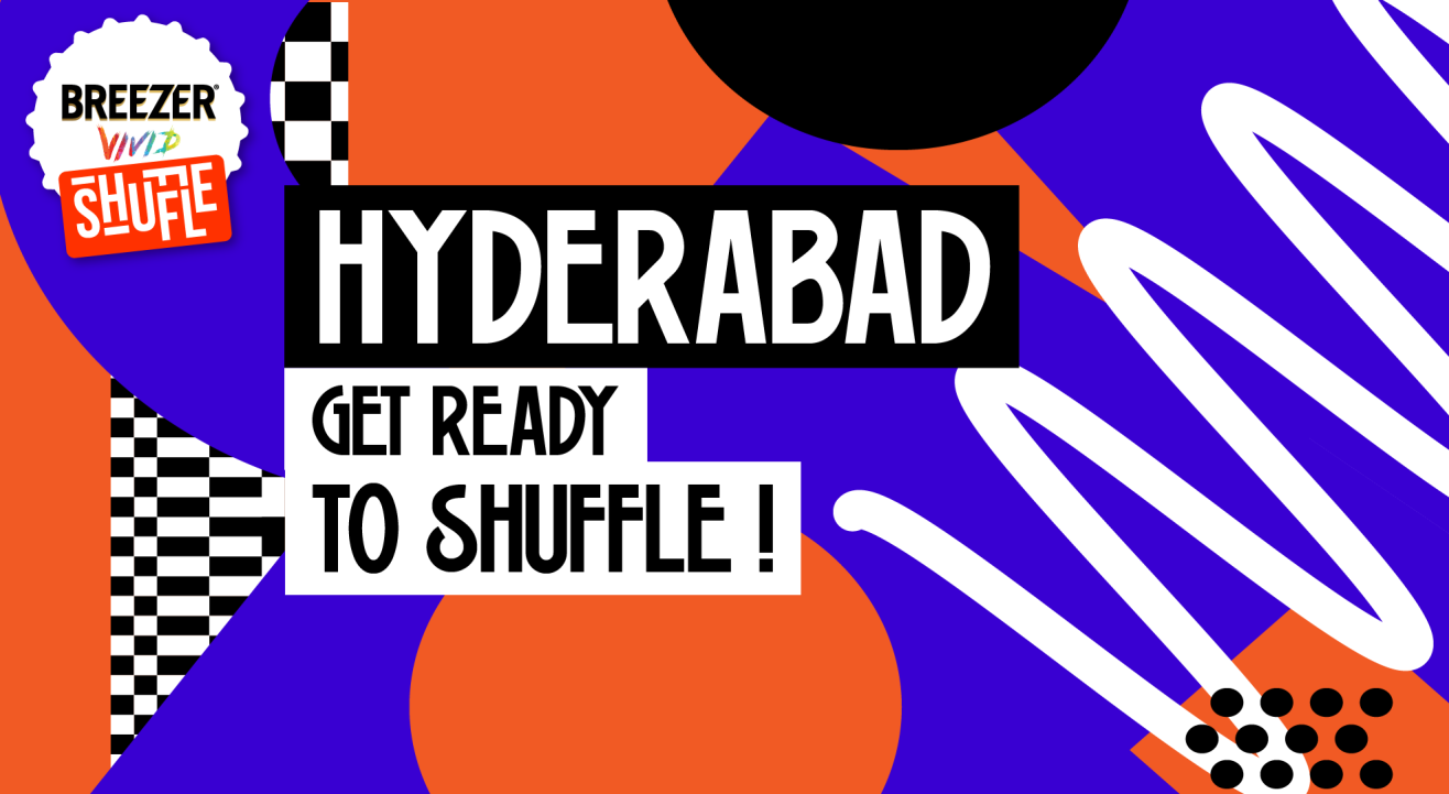 Breezer Vivid Shuffle - The Hyderabad Cypher Edition!