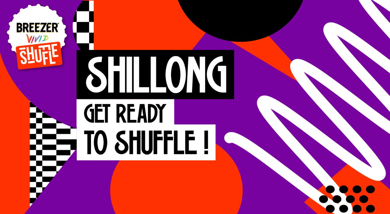 Breezer Vivid Shuffle - Shillong Battle Edition!