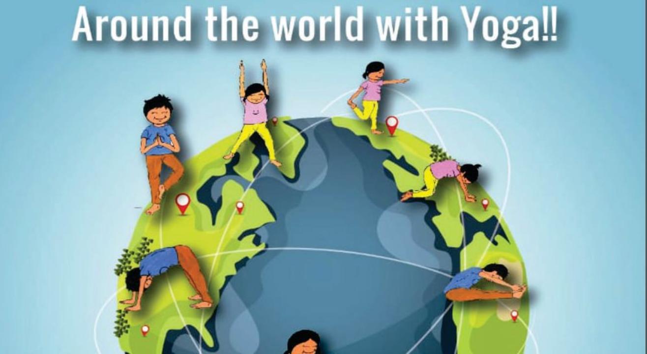 Yography - Yoga for Kids