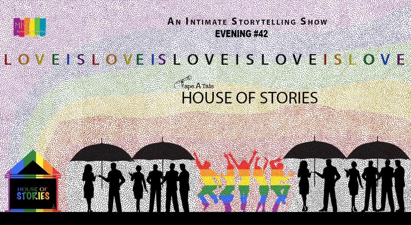 House Of Stories #LoveIsLove - Pune