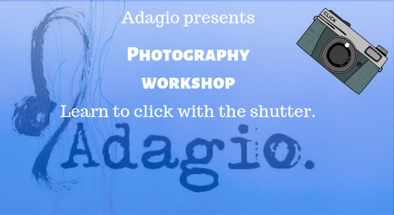 Photography Workshop at Adagio