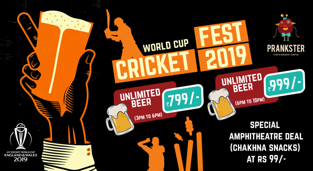 ICC World Cup Fest 2019