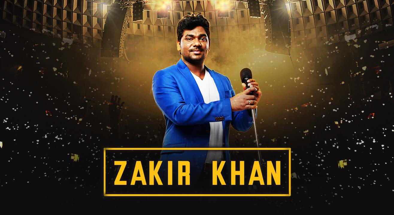 Zakir Khan Live | Nashik