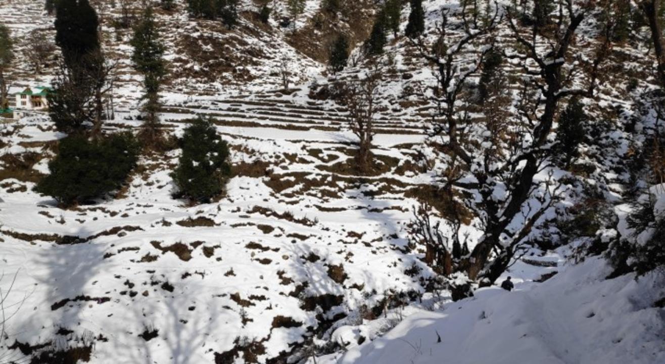 Trek to Grahan - A Spiritual Village in Parvati Valley | Justwravel