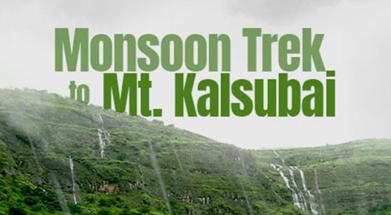 Monsoon trek to Mt. Kalsubai