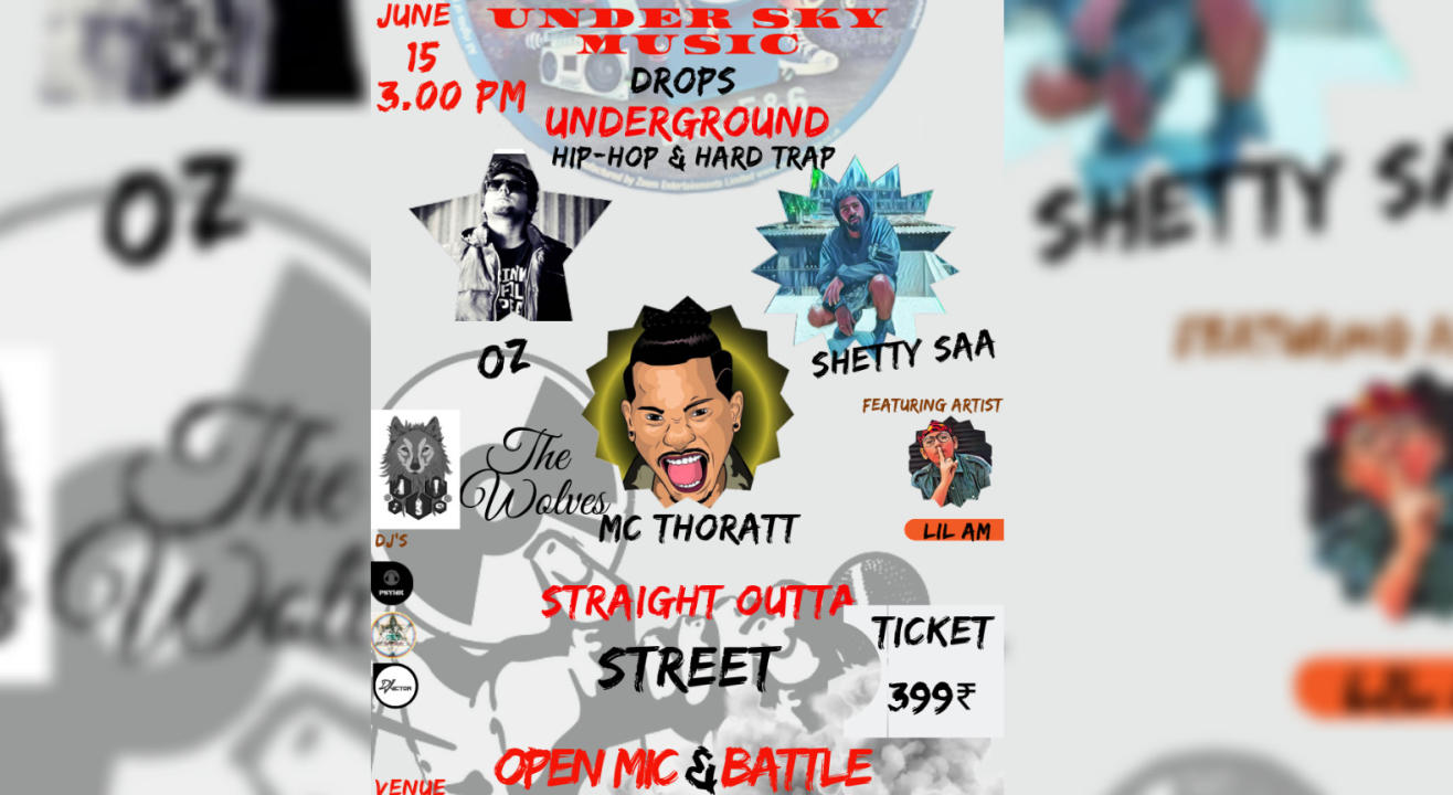 Rap Battle & Open Mic