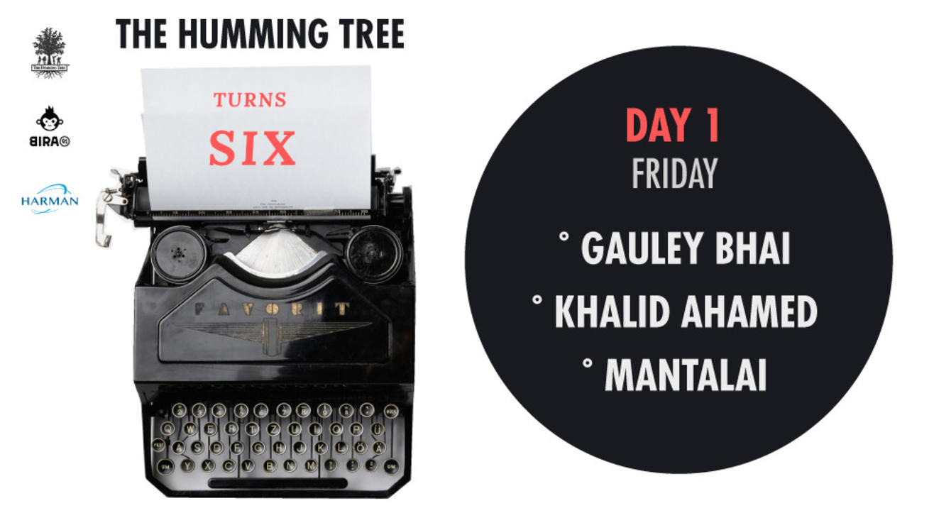 THT Turns 6 | Day 1- Gauley Bhai, Khalid And Mantalai