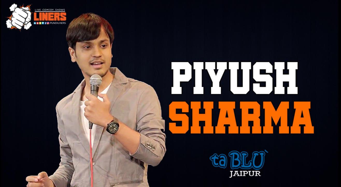 Punchliners Standup Comedy Show ft Piyush Sharma Jaipur