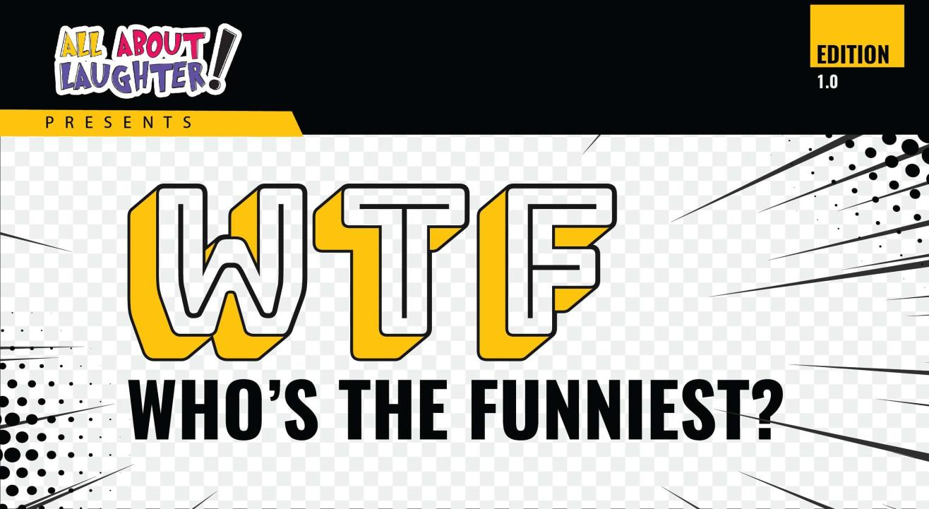 WTF-Standup Comedy Competition - Vadodara