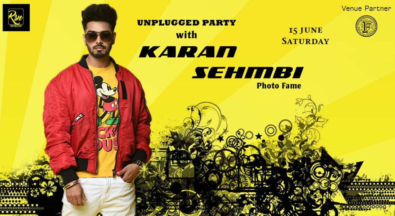 Unplugged Night with Karan Sehmbi