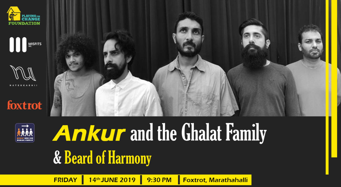 Ankur and the Ghalat Family for PFCF