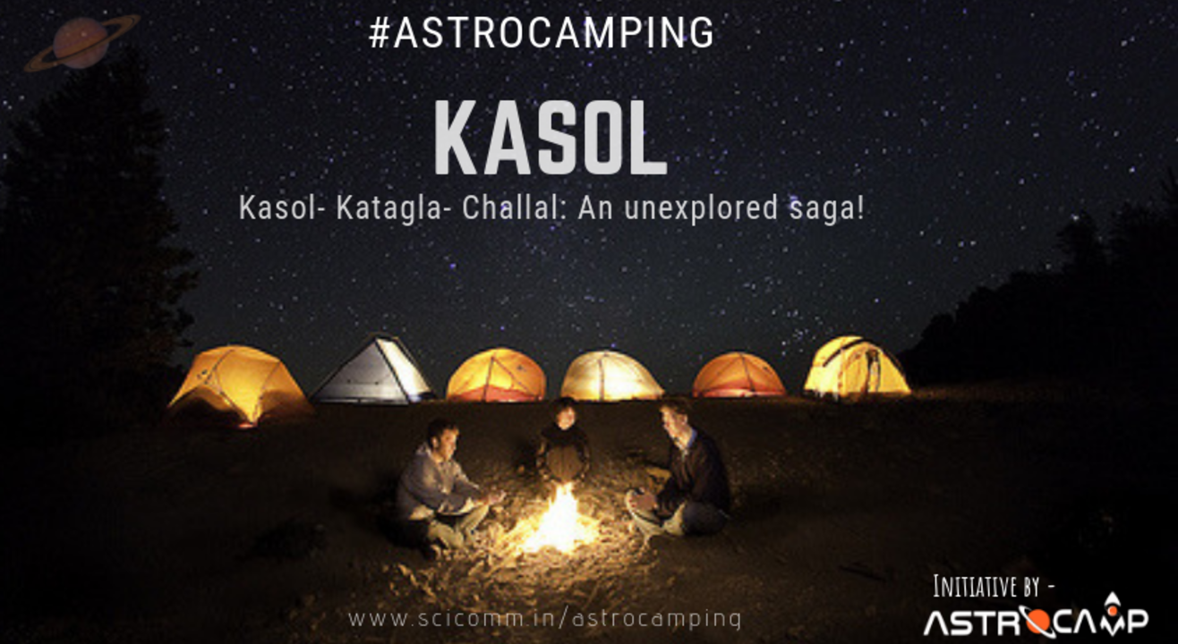 Trek to Kasol-Katagla-Challal