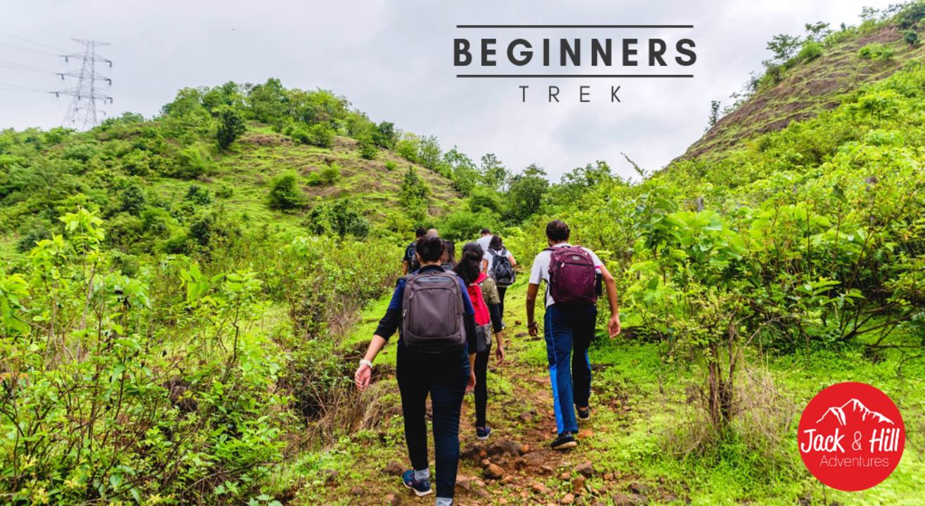 A Beginner's Trek to a Hidden Ruined Fort
