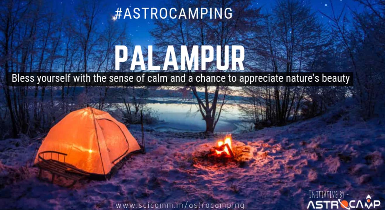 Camping Under the Stars at Palampur