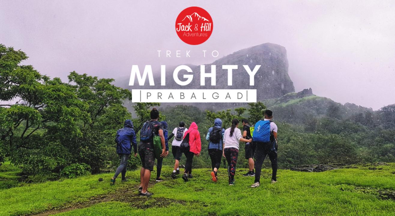 Trek to Mighty Prabalgad