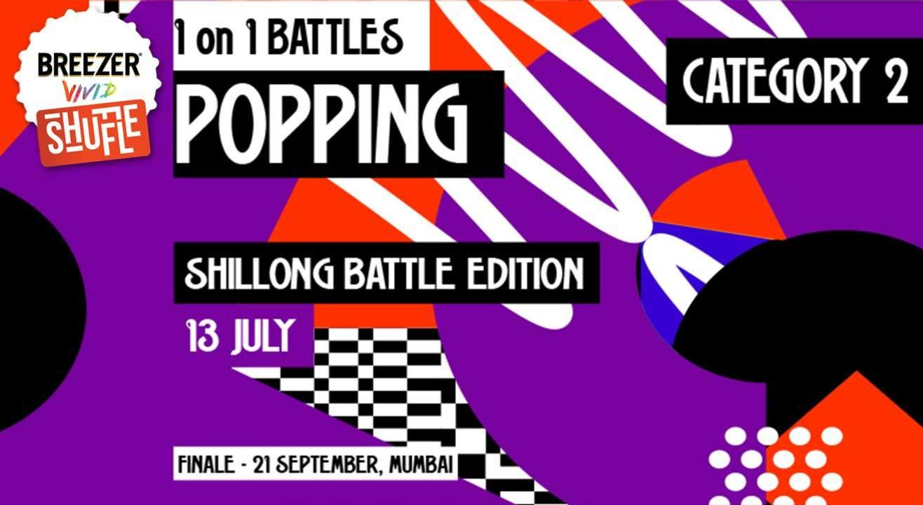 Breezer Vivid Shuffle – Calling all Poppers in Shillong!