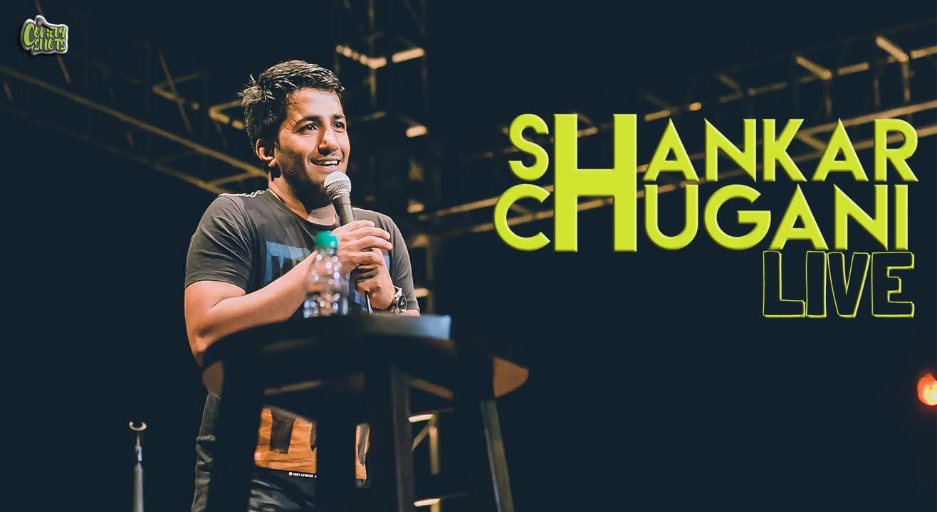 Shankar Chugani Live