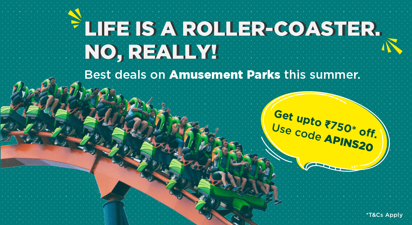 It's raining fun at your favourite amusement parks! - Insider.in