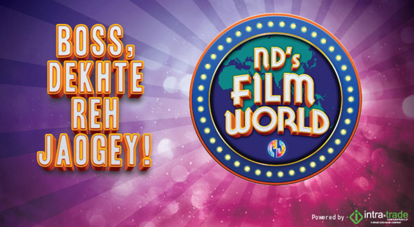 Film City Tour | Boss Dekhte Reh Jaogey ! ( Bollywood Theme)