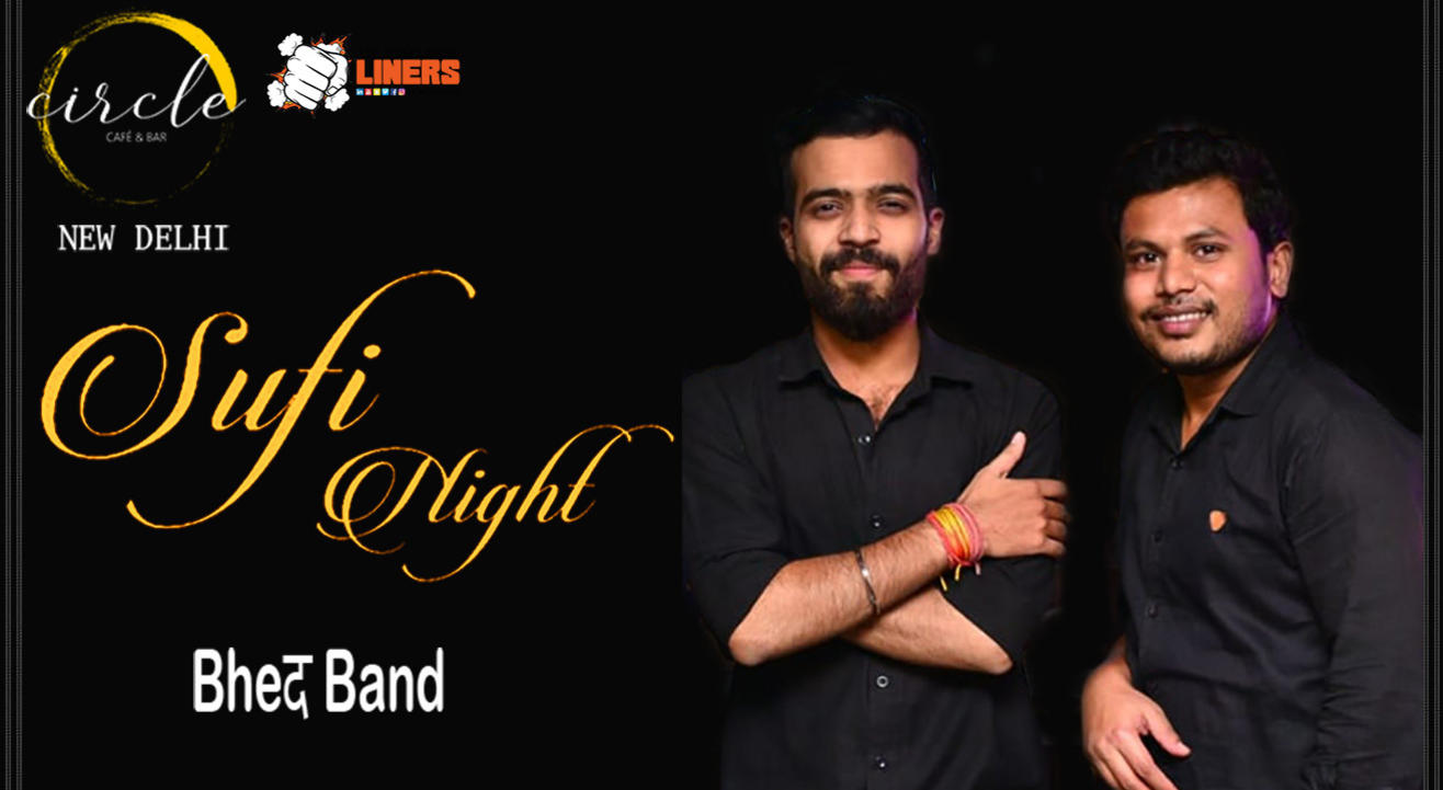Sufi Night ft. Vishal live at Circle Cafe