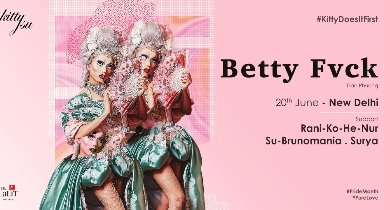 Pure Love Thursdays Feat. Betty Fvck (An act of Burlesque)