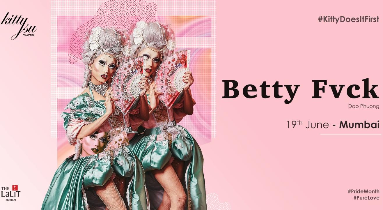 Betty Fvck (An Act of Burlesque)
