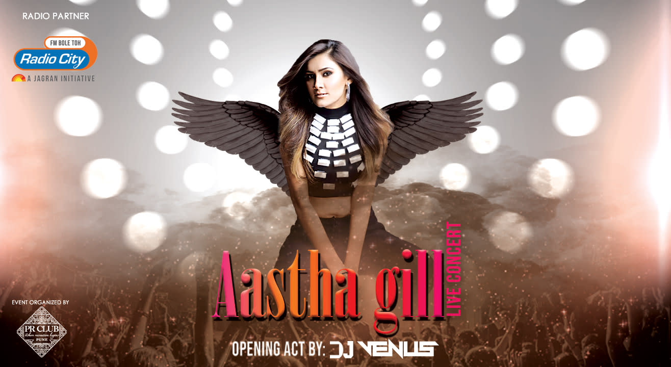 Aastha Gill Live in Concert Pune