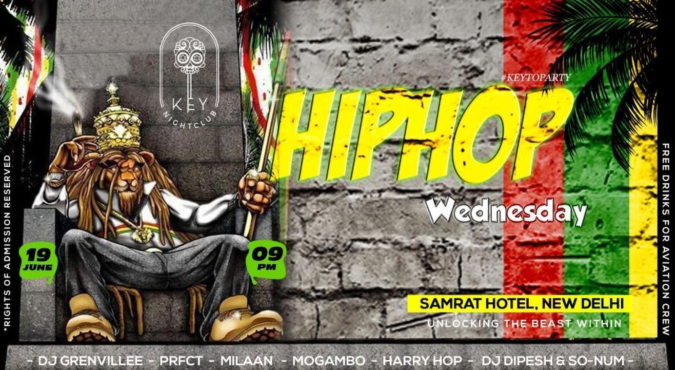 Hip Hop Wednesdays At Key Nightclub