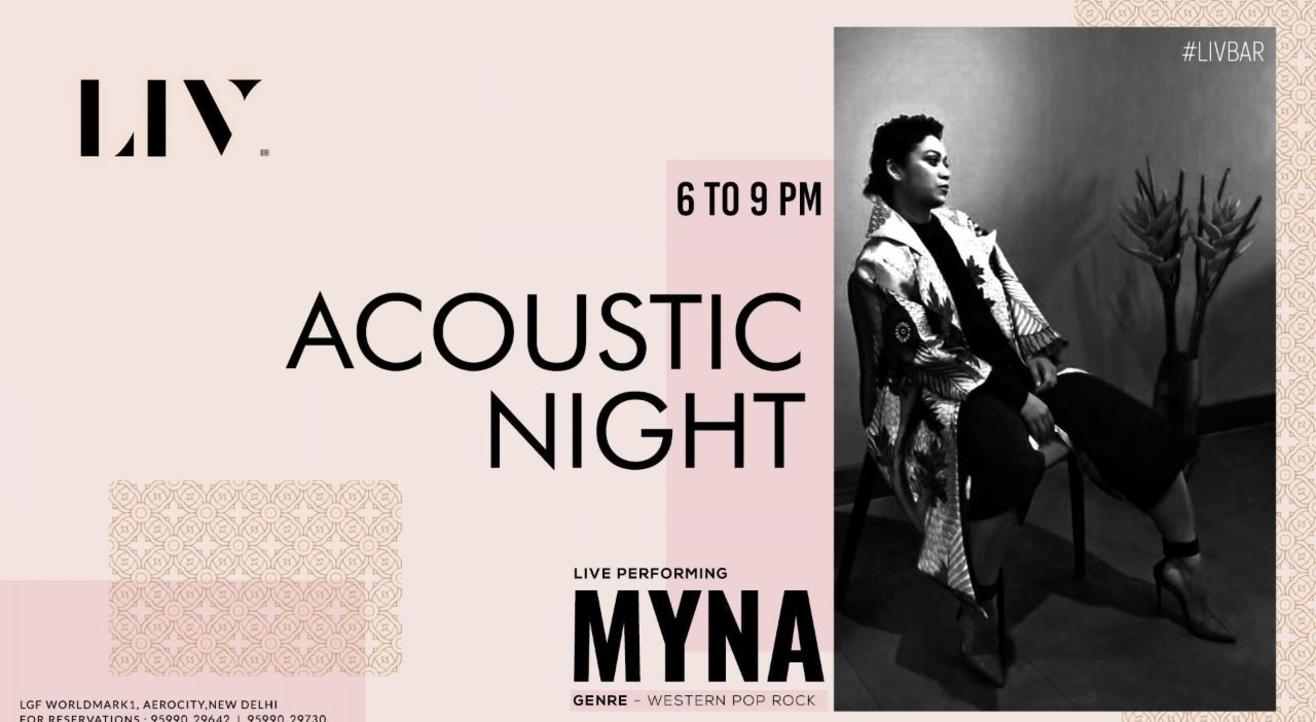 Wednesday Acoustic Night